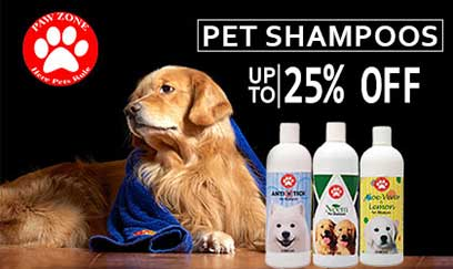 Dog Shampoos powders
